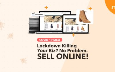Covid 19 Malaysia: MCO Killing Your Business? SELL ONLINE!