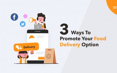 3 Super Cost-Effective Ways To Promote Your Online Shop Or Food Delivery Menu