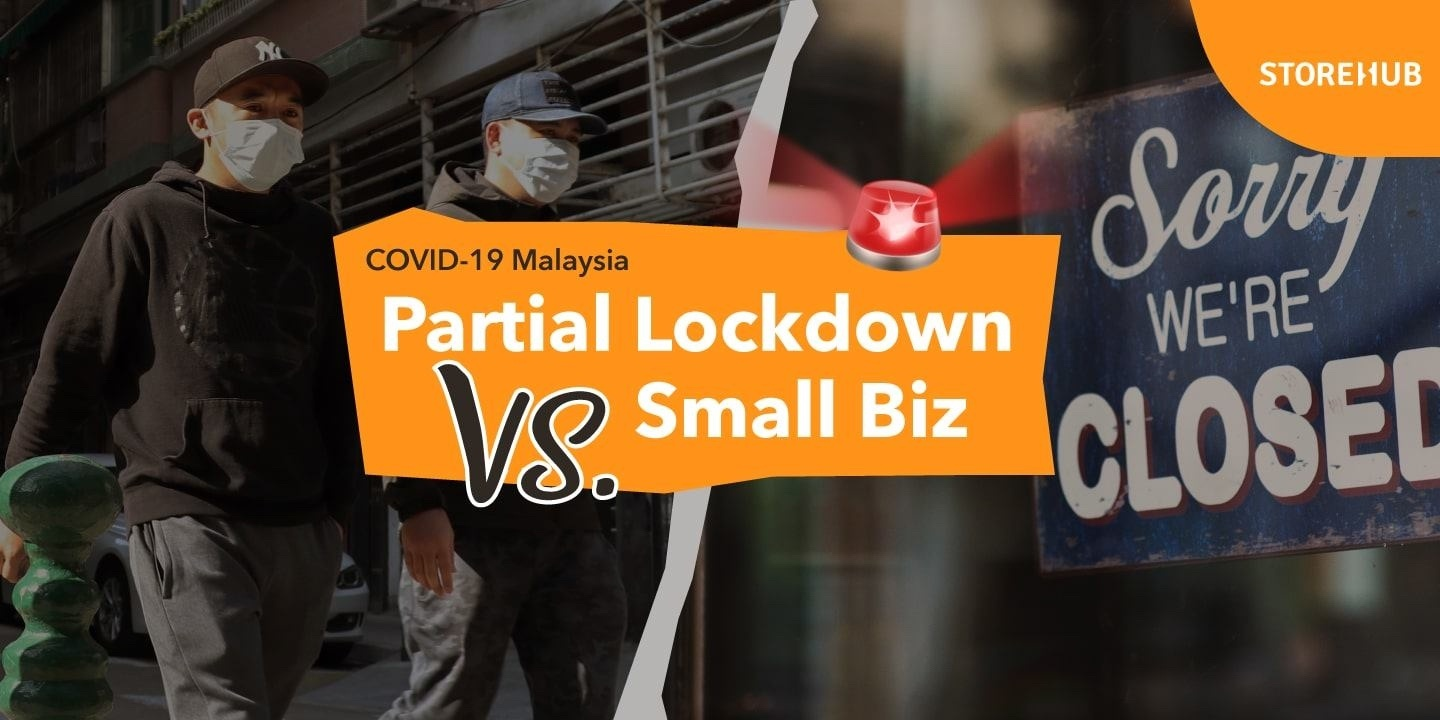 coronavirus covid-19 malaysia partial lockdown movement control order small business SME retail F&B tips thumbnail