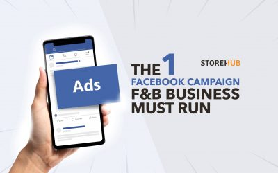 The 1 Facebook Campaign That All F&B Businesses Must Run
